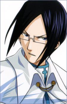Uryu Ishida from Bleach