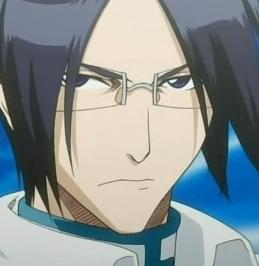 """Uryu Ishida from """"Bleach""""."""