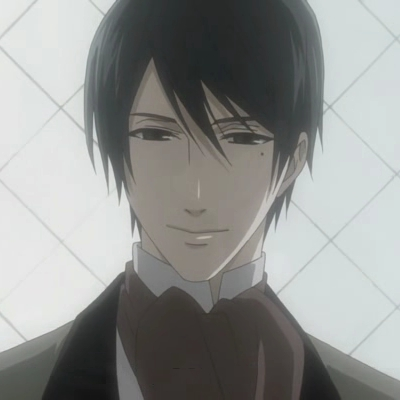 Vincent Phantomhive from Black Butler