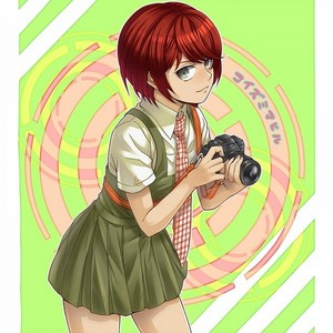 Post A Character Who Is Photographer