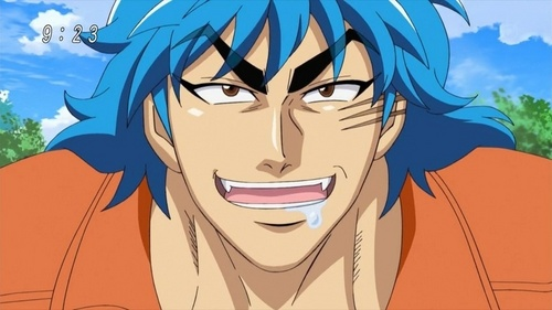 Toriko and I would together go out, travel, and eat all the delicious, yummy, and tasty varieties of foods in the Gourmet Age