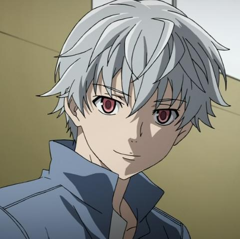 Akise Aru from Mirai Nikki XD
