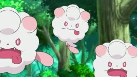 Attack of the Swirlix army XD