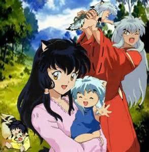 If Kagome and inuyasha were to have a baby, then, the baby would be a half demon, be nice like Kagome and tough like Inuyasha.