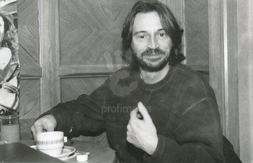 Bobby in 1990.