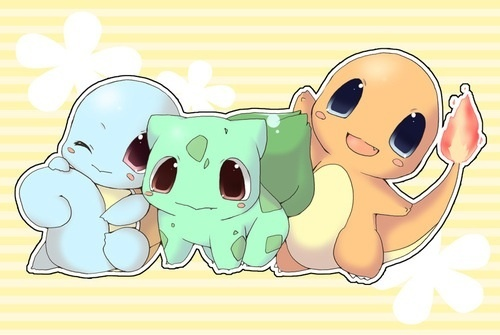 To be obvious, Pokemon.