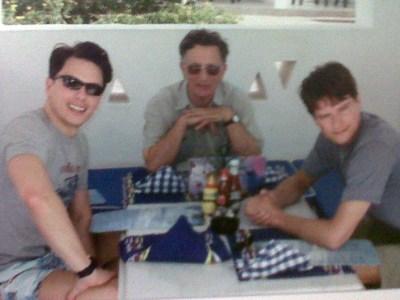 John, Scott, Friend :)