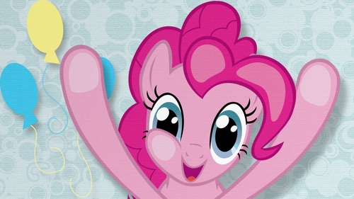 Pinkie pie because I'm funny, I Любовь to make people laugh and smile~