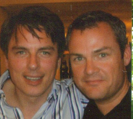 John and Gavin!