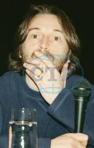 Bobby in Prague, 1998