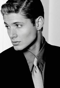 Jensen Ackles. Ung.