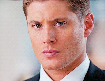 Jensen Ackles {as Dean Winchester as Dean Smith on Supernatural xD}