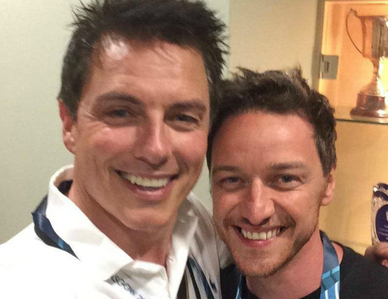 John and James Mcavoy!