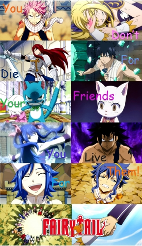 Natsu is freaking awesome!! So my fave are: