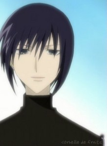 Akito from Fruits Basket. He's misunderstood. He was told he was going to die because of the curse! He was probably scared and sad! I only found 1 person who didn't hate him...1!