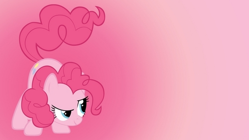 I would say Pinkiepie from MLP We both Liebe to laugh and smile and make others laugh and smile as well. I'm Zufällig and crazy at times too, just like her