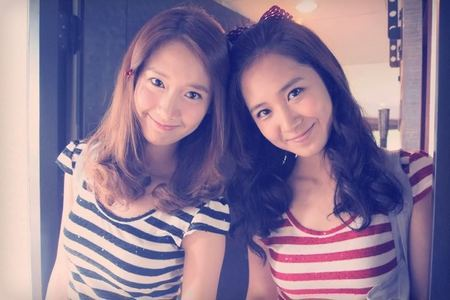 its yoona,thats why they are called yoonyul