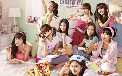 for me this is the cute one,cause they all looke like sisters..!!