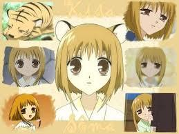Kisa from Fruits Basket