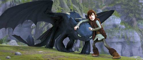 Me! Toothless doesn't like it either xD