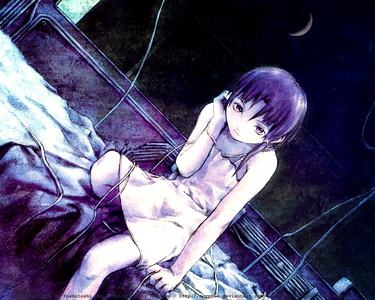 We do need a little Lain in our lives. xD