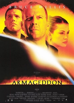 Armageddon (It's a disaster. I have no sex life.)