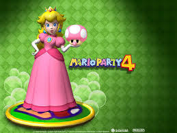pêche, peach Rosalina is only in the mario galaxy games yeah pêche, peach is the girl