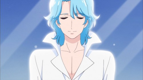 Blue from Happiness Charge Pretty Cure!
