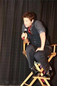 I usually do Jensen but since あなた already did I'll do Misha. xD