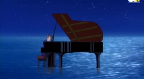 Austria. He plays piano.