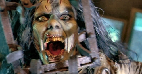 Thir13en Ghosts and The Call.
