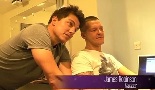 John and James Robinson!