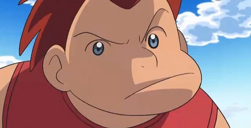 "Well, finally characters stopped mispronouncing his name, but it used to happen to Stephan/Kenyan from Pokémon. Ash and his mga kaibigan usually called him ""Stefen"" and each time he'd respond ""My name is Stephan"". Pokémon breaks the fourth pader a lot and Stephan broke the fourth pader towards the end of ""Commanding the Clubspolsion Crown"" yelling at the narrator after the narrator mispronounces his name. In the picture you'll see what he usually looks like when people mispronounces his name. I understand how he feels, people mispronounce my name sometimes and I don't like it."