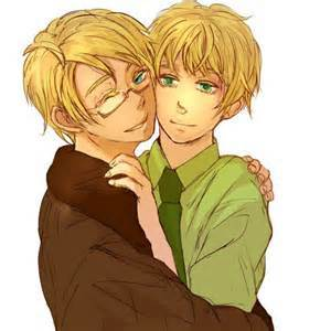 I don't ship USUK. They just seem too different in personality for me.