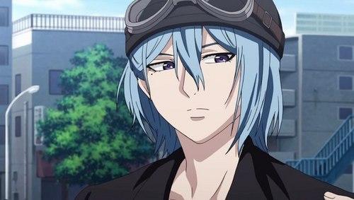 Rui Hachiouji from Code:Breaker