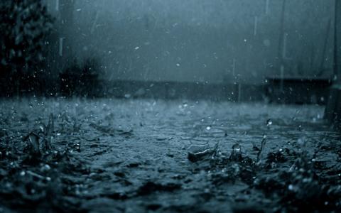 Hot, Gloomy, Dark, & Rainy~