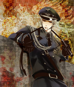 Prussia from hetalia