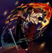 shaman king [asakura twins <3)
