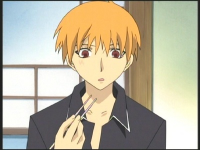 kyo from fruits basket