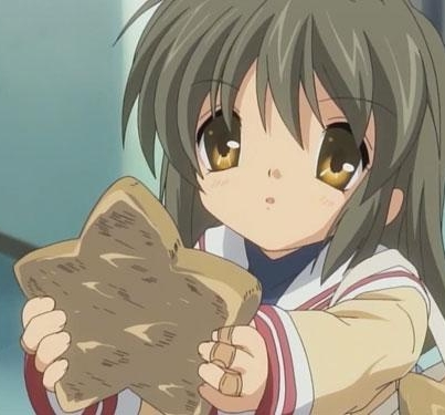Although I can think of a number of characters,I'll go with Fuuko from Clannad here! she's very kawaii!
