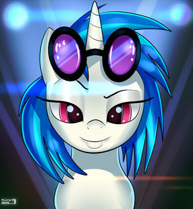 DJ-Pon3 for sure I love her kind of music~