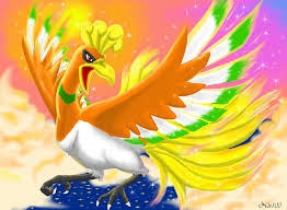 Ho-oh. Always and forever :D