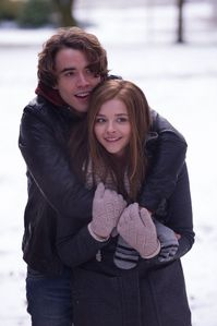 Jamie Blackley and Chloe Moretz from If I Stay<3