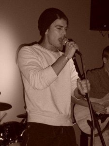 my gorgeous Theo singing<3