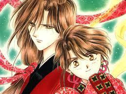Hotohori and Nuriko