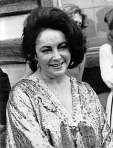 Elisabeth Taylor in 1979