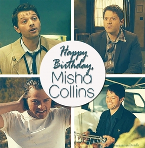 God Save Our Beloved Angel! Happy Birthday Misha!!!!!!!!!