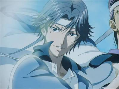 I think my first crush was Keigo Atobe from Prince of Tennis..... :3 <3