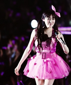 Tiffany in PINK!!