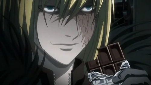 Mello holds a grudge against Near, to the point of a kind of inferiority complex.